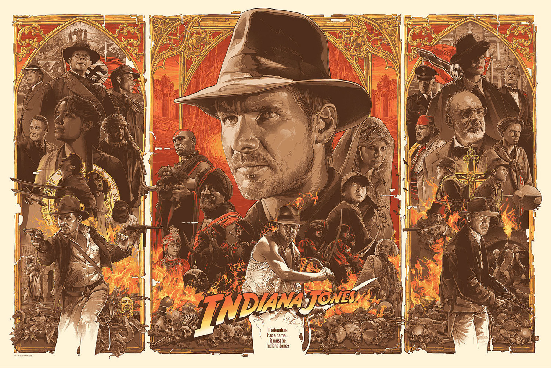 52aa60c5 Effective Protagonists, Part V: The Indiana Jones Series – SnootyFilmCritic
